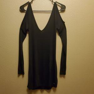 Guess Cold Shoulder Dress